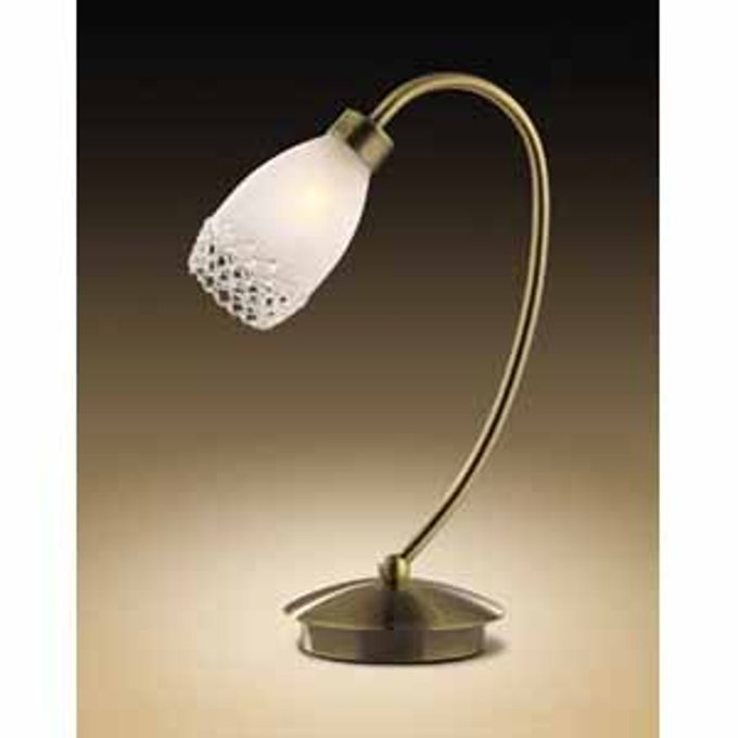 Настольная лампа декоративная Lerta