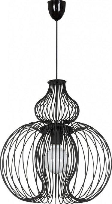 Подвесной светильник Meknes черного цвета