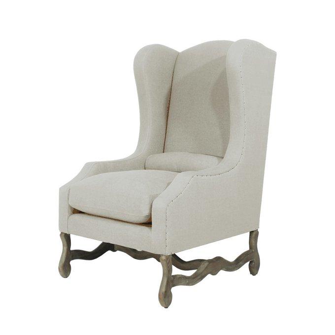 Кресло La Manche светло-серого цвета