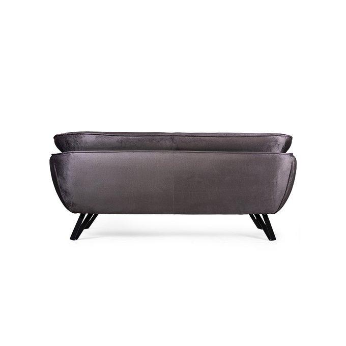 Диван Mellite темно-серого цвета
