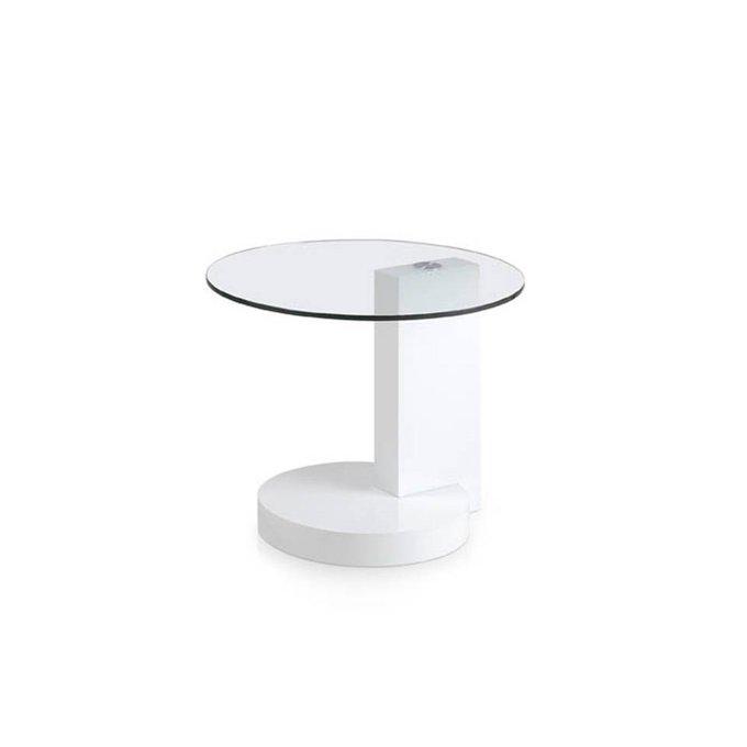 Кофейный столик Personal белого цвета