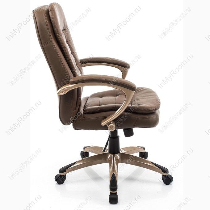 Офисное кресло Palamos коричневого цвета