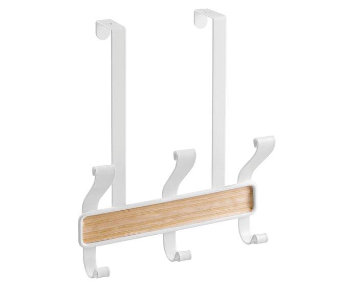 Надверная вешалка RealWood из стали и дерева