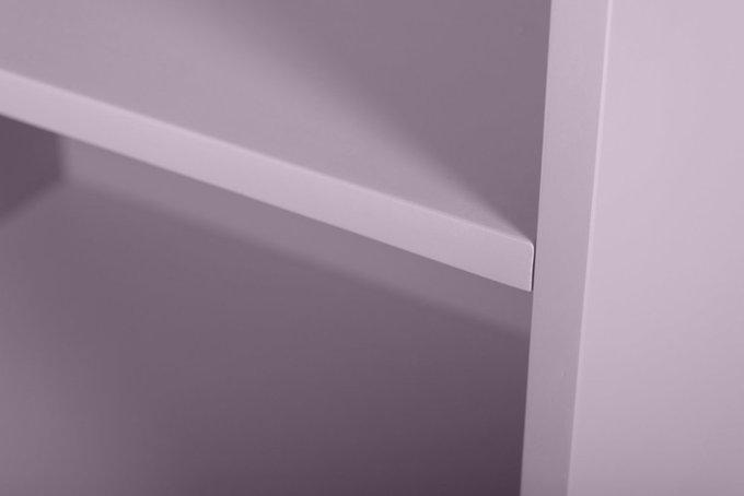Стеллаж-домик City3 лилового цвета