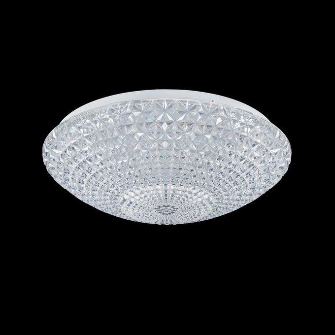 Потолочный светильник Alicia из прозрачного стекла