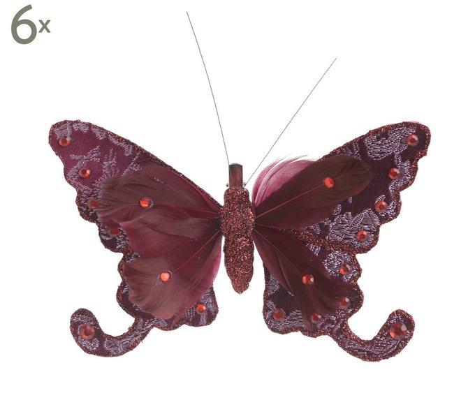 Набор декоративных украшений бабочки