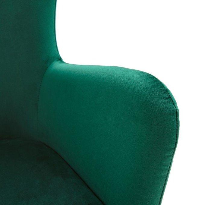 Кресло Luxore  зеленого цвета
