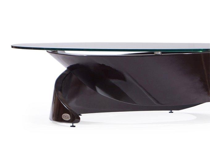 Журнальный стол Virtuos S со стеклянной столешницей