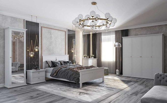 Шкаф Paris белого цвета