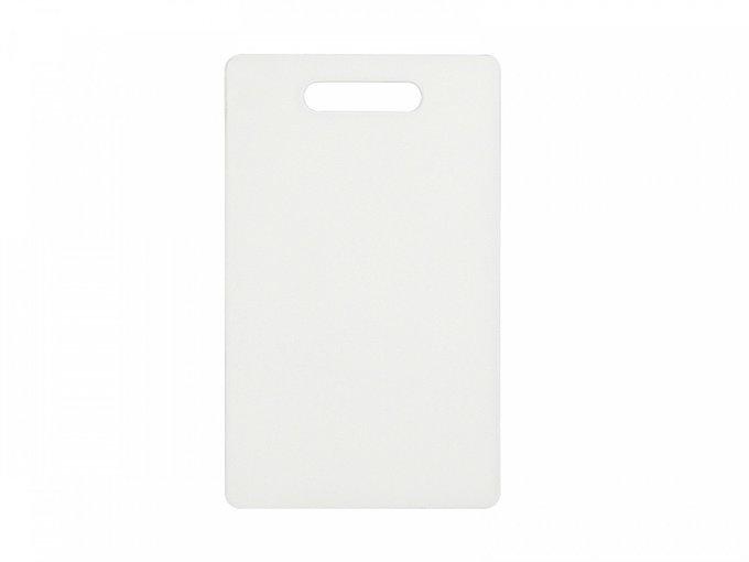 Доска разделочная EH Kitchen белого цвета