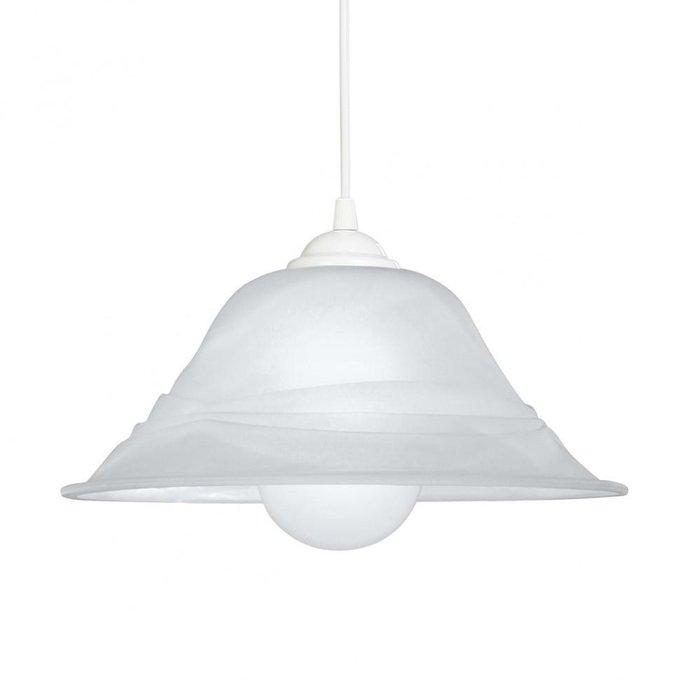 Подвесной светильник с плафоном из стекла