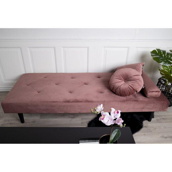 Кушетка Lasanta розового цвета