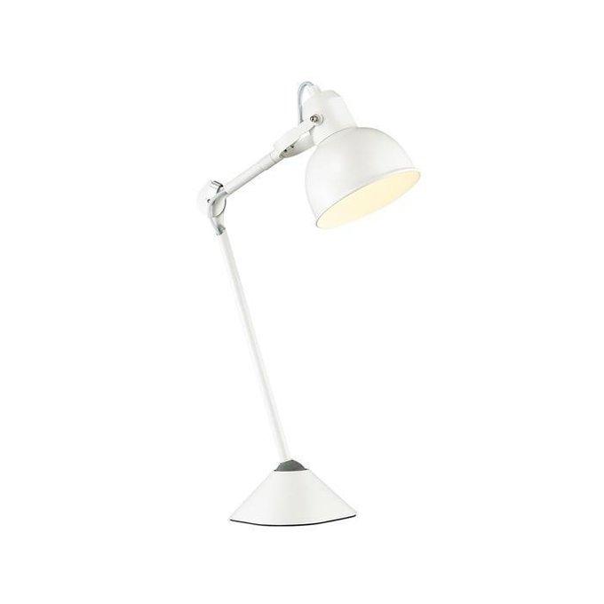 Настольная лампа Arta белого цвета