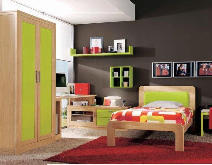 Комплект для детской комнаты JUVENIL MERLIN