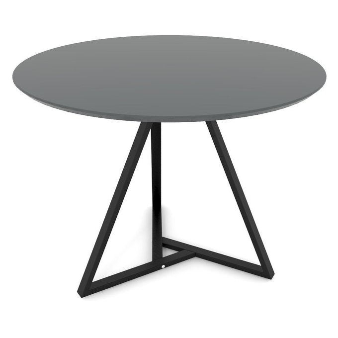 Обеденный стол Voca Triad на металлическом основании