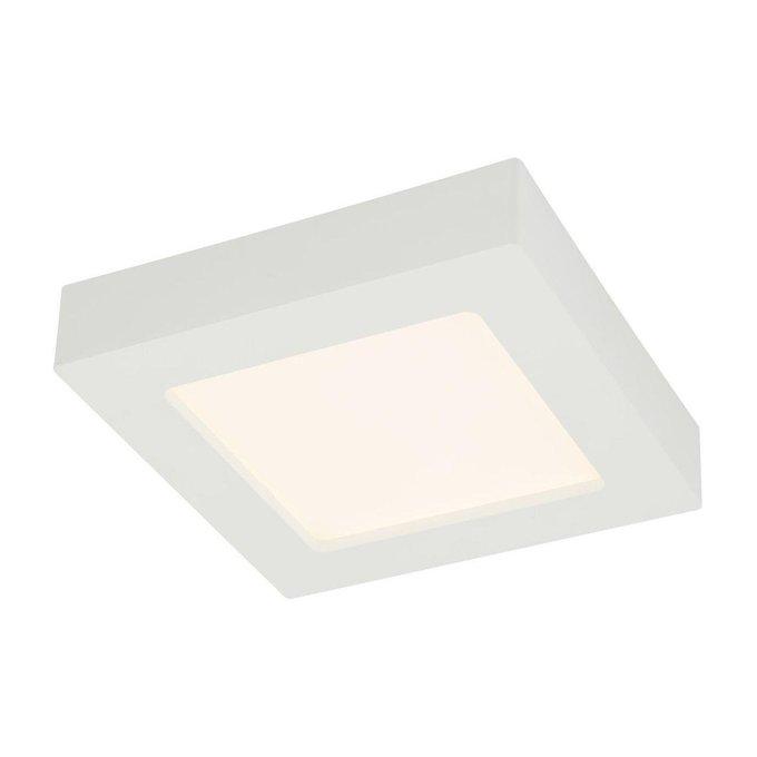 Потолочный светодиодный светильник Svenja белого цвета