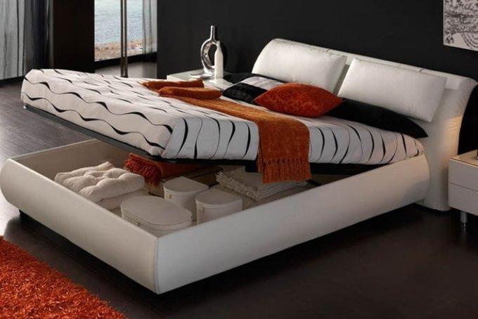 Двухспальная кровать Meg 160х200
