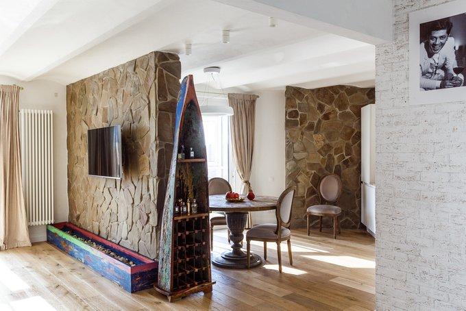 Винный шкаф гигант Барбаросса из выдолбленного ствола дерева