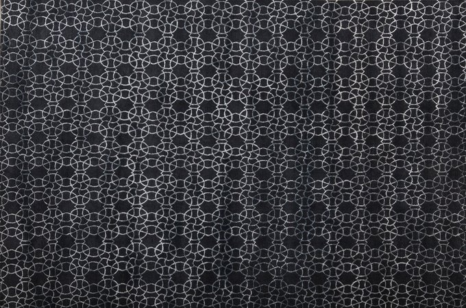 Ковер Kaila из шерсти и бамбукового волокна 200x300