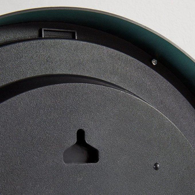 Настенные часы Mercure из зеленого пластика