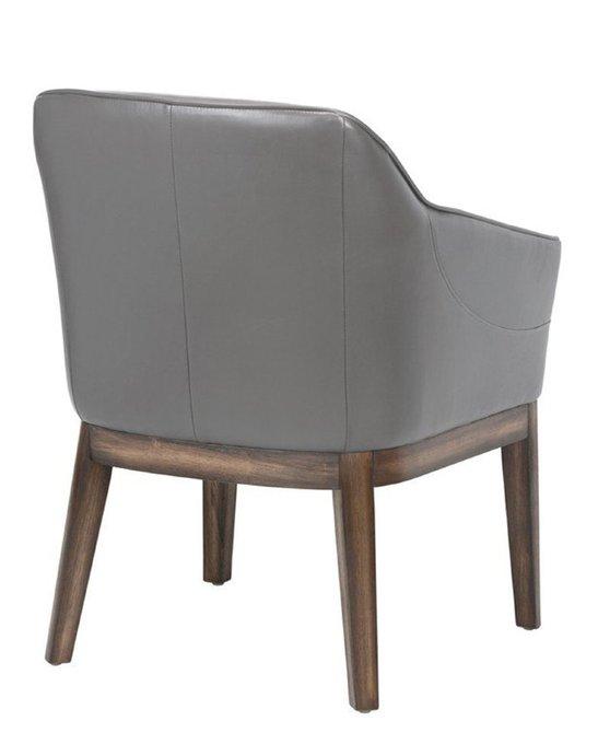 Кресло Mod с обивкой из кожи