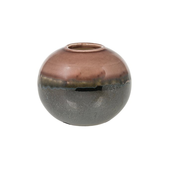 Декоративная ваза Zenit нежно-розового цвета