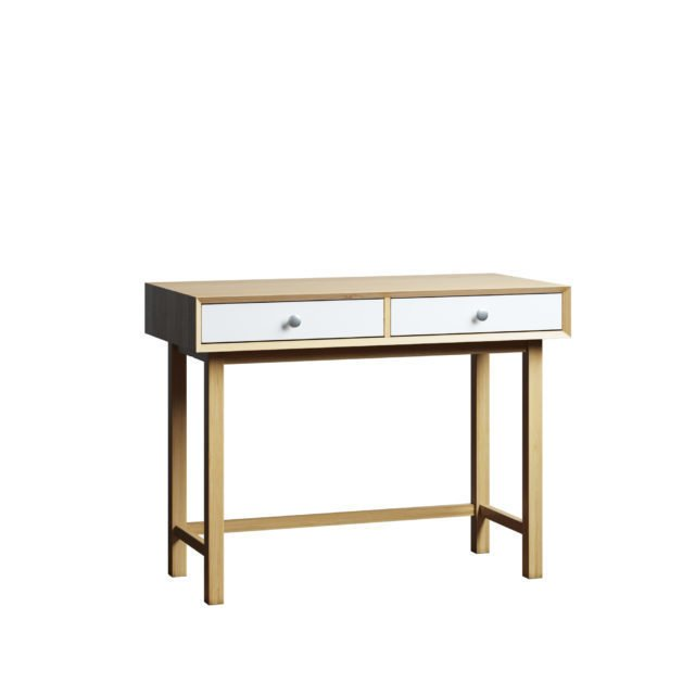 Консольный стол Lira mini 100х45 с двумя ящиками