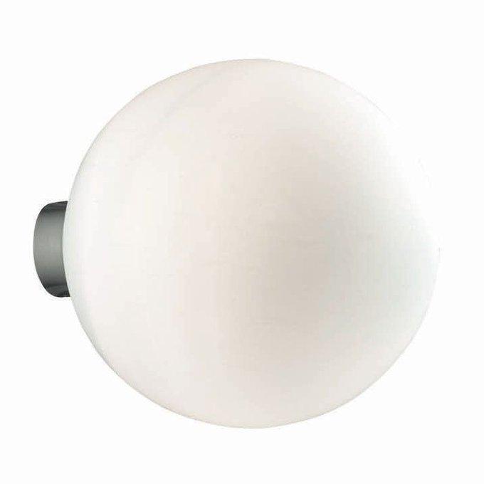 Настенный светильник Ideal Lux Mapa Bianco