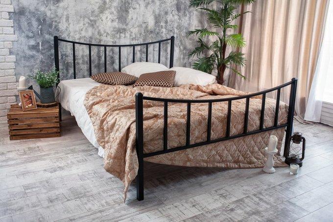 Кровать лофт Ринальди 1.6 160х200