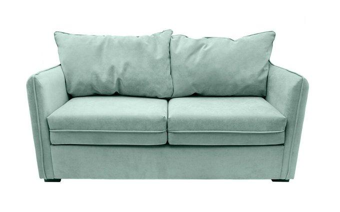 Раскладной диван Arthur S зеленого цвета