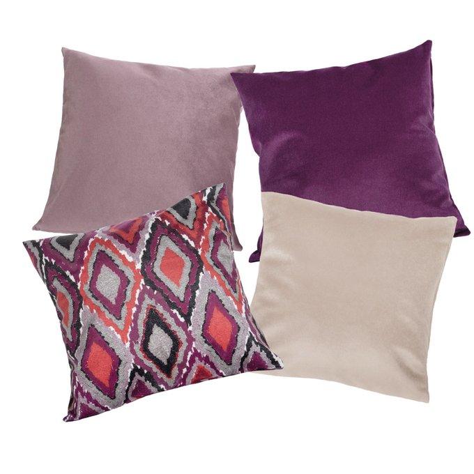 Набор из четырех чехлов Alina Roxy с внутренними подушками
