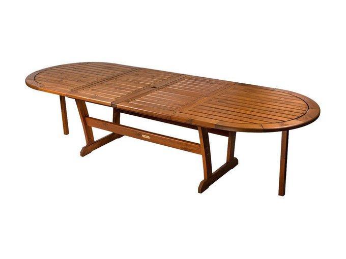 Раскладной стол Solberga из массива сосны