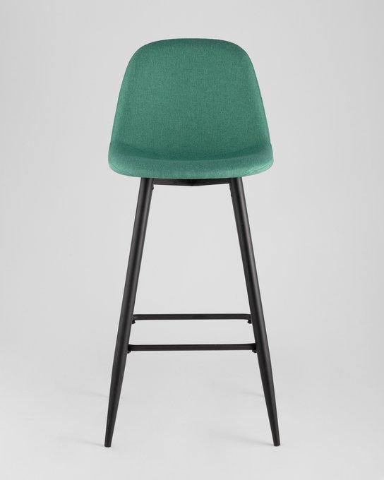 Барный стул Валенсия зеленого цвета