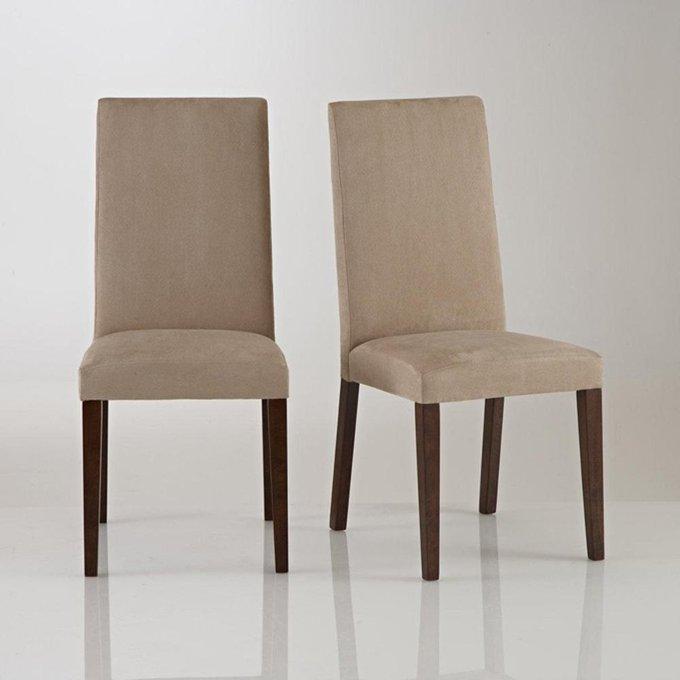Комплект из двух стульев Hartford бежевого цвета