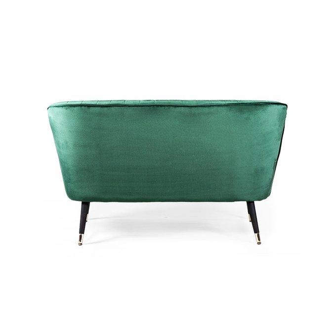 Диван Mike зеленого цвета