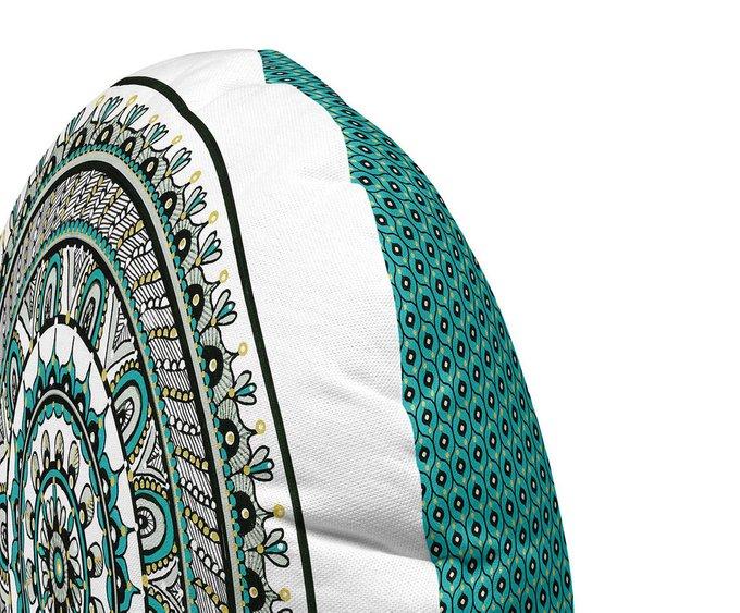 Подушка Mandala из хлопка