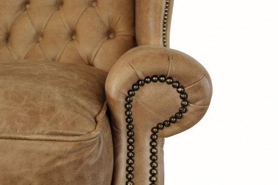 Кресло Chesterfield Highclere