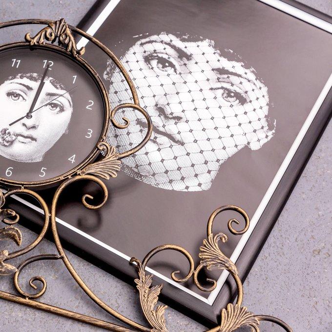 Арт-постер Лина версия Вуаль Форназетти