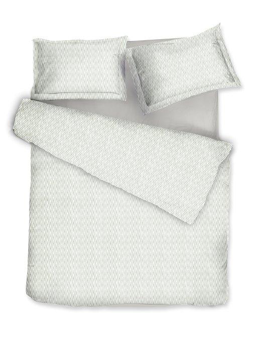 Комплект постельного белья Twist Gold из сатина