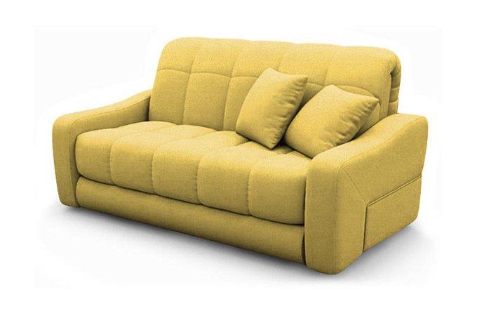 Диван-кровать Кейн S желтого цвета