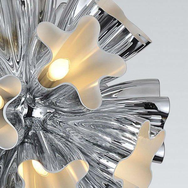 Светильник подвесной Blum  chrome