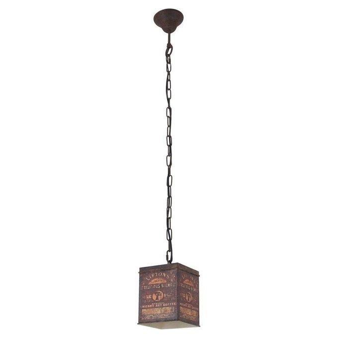 Подвесной светильник Northport коричневого цвета