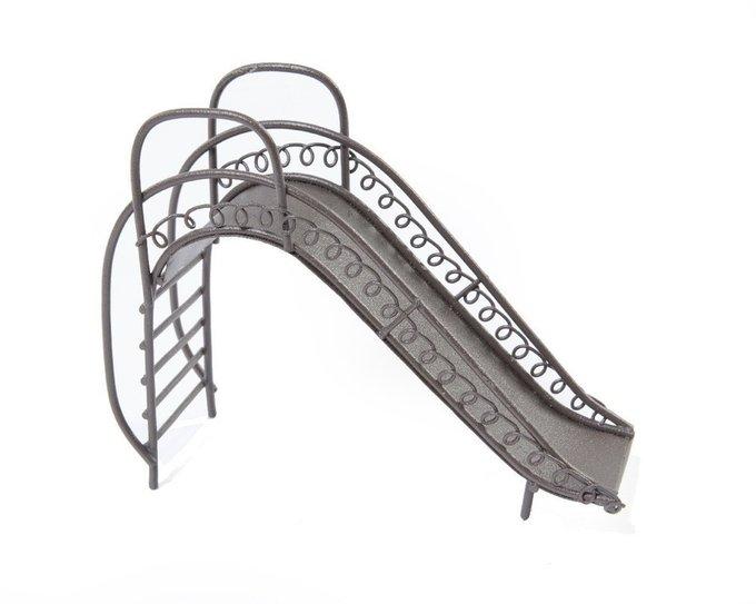 Декоративный элемент для оформления мини-сада горка
