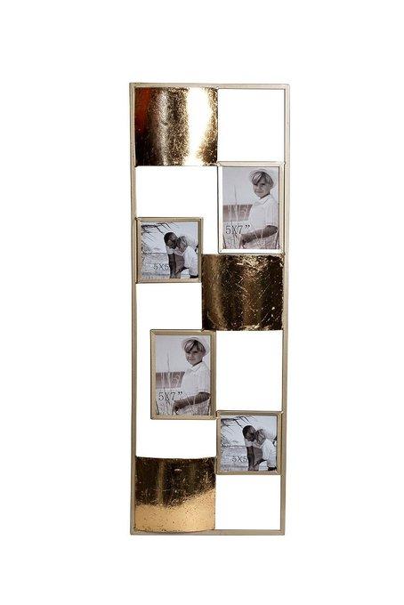 Панно декоративное настенное с фоторамками