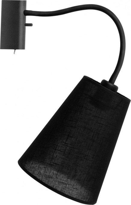 Бра Flex Shade черного цвета