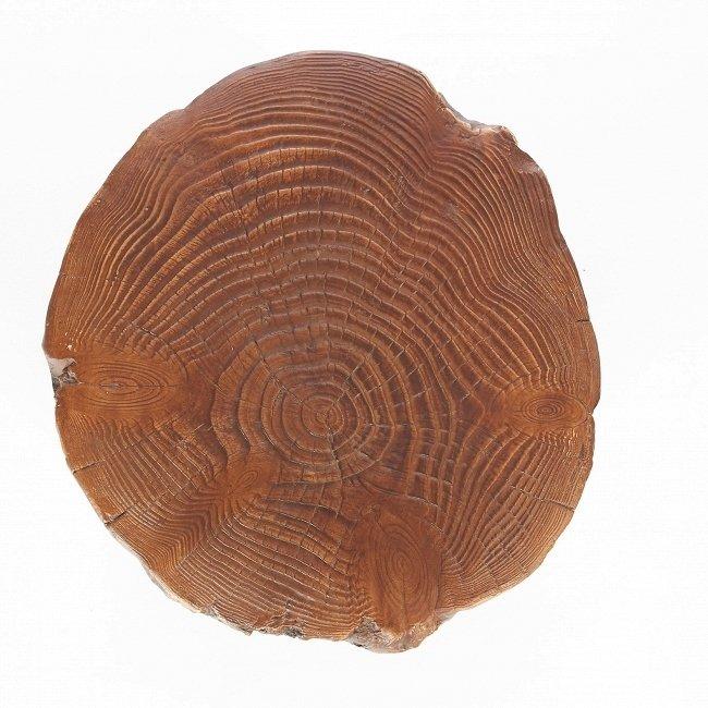 Табурет Foresto коричневого цвета