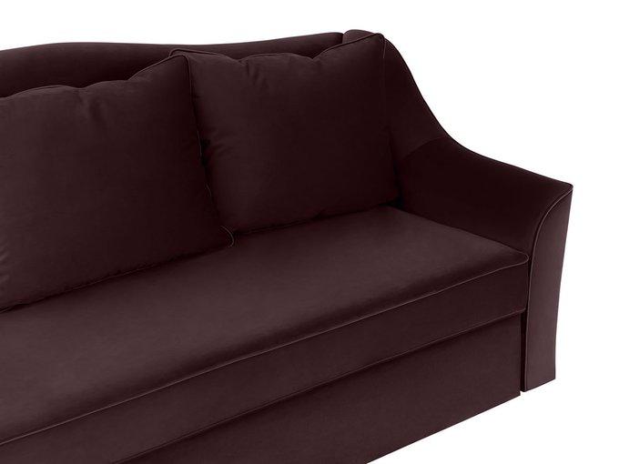 Диван-кровать Vermont фиолетового цвета