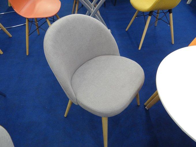 Кофейный стул Томас с мягким сидением
