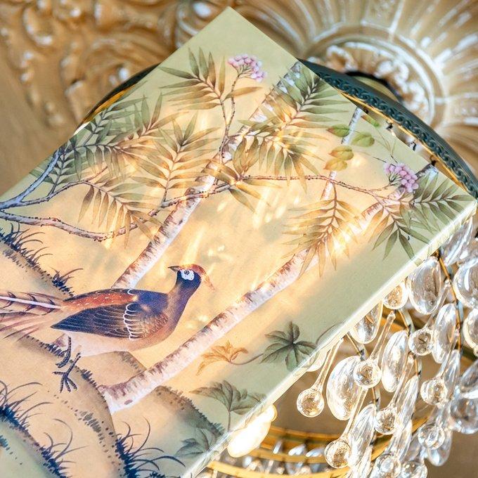 Картина на холсте Шинуазри версия 6