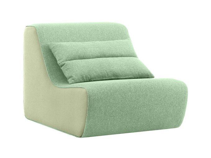 Кресло Neya мятного цвета